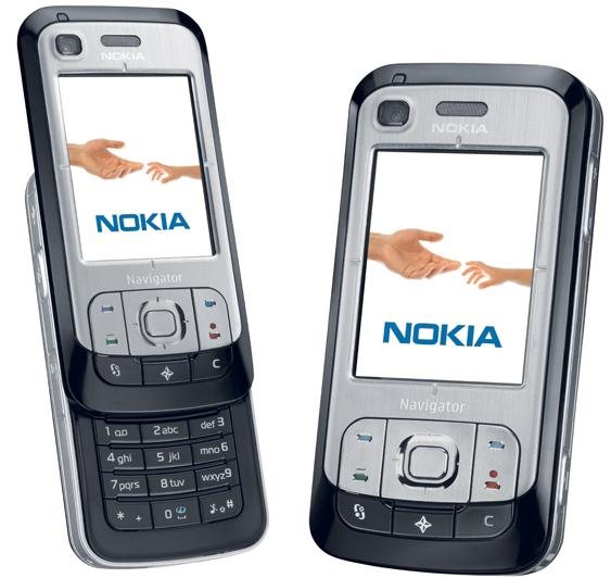 Nokia 6110 Navigator Kullanma Kılavuzu