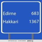 Şehirler Arası Mesafe (iOS)