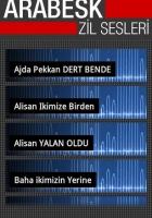 Arabesk Zil Sesleri