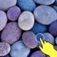 Magic wave: Colored stones lwp