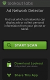 Android Virüs Reklam Tarayıcı