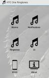 HTC One Ringtones