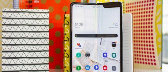 Samsung Galaxy fold 2 yeni özellikleri sızdı