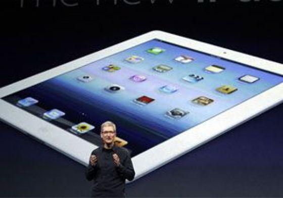 Turkcell Yeni iPad 3 Satmaya başladı