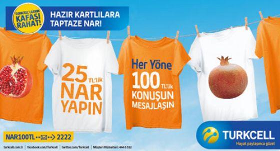 Turkcell Genç Nar Paketi