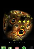 3D Galatasaray Live Wallpaper