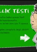 Aptallık Testi