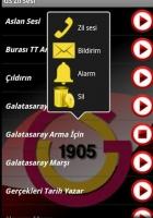 Galatasaray Zil Sesleri