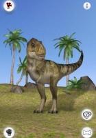 Talking Rex the Dinosaur