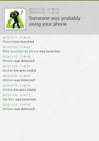 Telefonunumu kim karıştırdı?