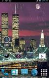 Şehirde Gece Yağmuru