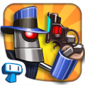 Robot Gangster Rampage – Game