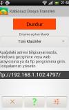 Kablosuz Dosya Transferi