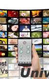 Uzaktan kumanda TV
