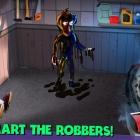 Scary Robber Home Clash v1.4 full apk para