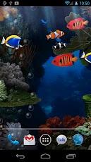 Aquarium Free Live Wallpaper -2