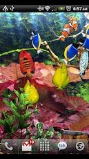 Aquarium Free Live Wallpaper -3