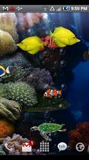 Aquarium Free Live Wallpaper -6