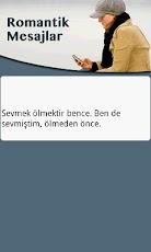 Romantik Mesajlar -4