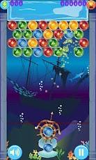 (HD) Ocean Bubble Shooter -4