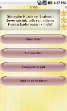 Bil Yarış Bilgi Yarışması -3