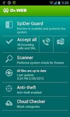 Dr.Web Anti-virus (beta) -2