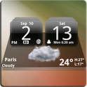 Android Hava Durumu, Batarya ve  Saat