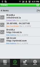 QR Droid -4