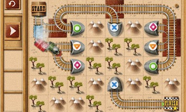 Rail Maze -3