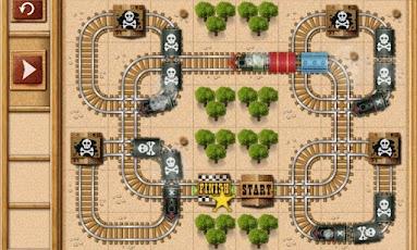 Rail Maze -5