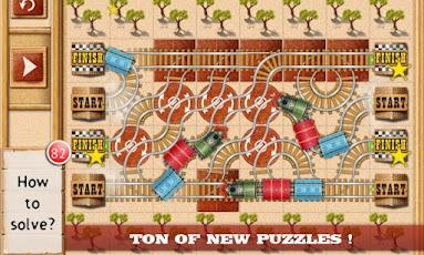 Rail Maze -6