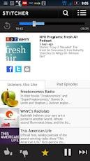 Stitcher Radio - News & Talk -2