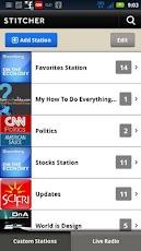 Stitcher Radio - News & Talk -6