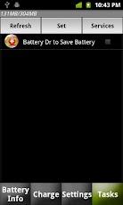 Battery Dr saver+a task killer -4