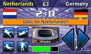 EURO 2012 Football/Soccer Game -6