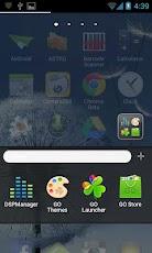 Galaxy S3 GO Launcher EX Theme -3