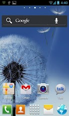 Galaxy S3 GO Launcher EX Theme -4