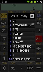 RealCalc Scientific Calculator -3