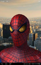 Amazing Spider-Man 3D Live WP -2