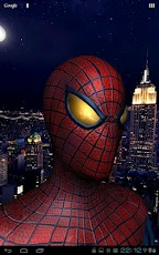 Amazing Spider-Man 3D Live WP -3