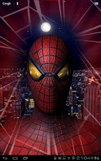 Amazing Spider-Man 3D Live WP -4