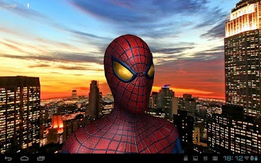 Amazing Spider-Man 3D Live WP -5
