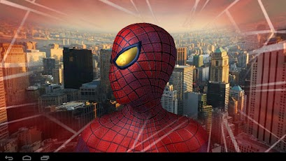 Amazing Spider-Man 3D Live WP -6