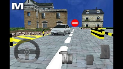 android parking3d araba park etme oyunu