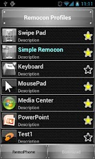 Smart PC Remote Control Lite -4
