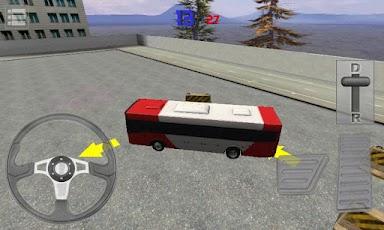 Bus Parking 3D -4