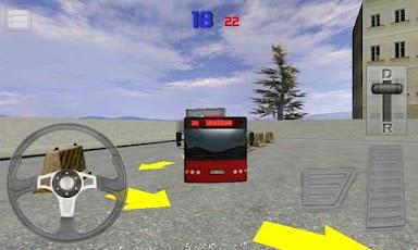 Bus Parking 3D -5