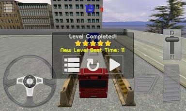 Bus Parking 3D -6