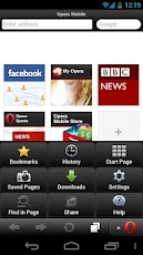 Opera Mobile web browser -5
