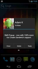 SMS Popup -2